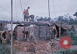Image of 199th Light Infantry Brigade dismantles Fire Base Myron Cambodia, 1970, second 12 stock footage video 65675030459