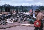 Image of U.S. 199th Light Infantry Brigade closes Fire Base Myron Cambodia, 1970, second 9 stock footage video 65675030462