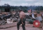Image of U.S. 199th Light Infantry Brigade closes Fire Base Myron Cambodia, 1970, second 10 stock footage video 65675030462