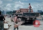 Image of 199th Light Infantry Brigade leaving Cambodia Cambodia, 1970, second 8 stock footage video 65675030463