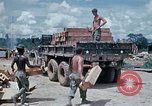 Image of 199th Light Infantry Brigade leaving Cambodia Cambodia, 1970, second 9 stock footage video 65675030463