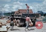 Image of 199th Light Infantry Brigade leaving Cambodia Cambodia, 1970, second 10 stock footage video 65675030463