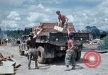 Image of 199th Light Infantry Brigade leaving Cambodia Cambodia, 1970, second 11 stock footage video 65675030463