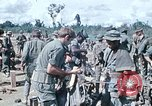 Image of 199th Light Infantry Brigade leaving Cambodia Cambodia, 1970, second 11 stock footage video 65675030464