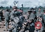 Image of 199th Light Infantry Brigade leaving Cambodia Cambodia, 1970, second 12 stock footage video 65675030464