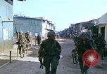 Image of US 199th Light Infantry in Vietnam Saigon Vietnam, 1968, second 6 stock footage video 65675030478