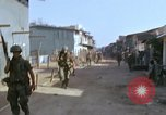 Image of US 199th Light Infantry in Vietnam Saigon Vietnam, 1968, second 11 stock footage video 65675030478