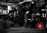 Image of half track tread assembly line Akron Ohio USA, 1941, second 6 stock footage video 65675030485
