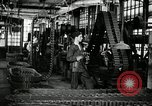 Image of half track tread assembly line Akron Ohio USA, 1941, second 9 stock footage video 65675030485