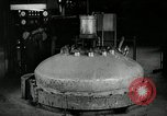 Image of tire vulcanization at Goodrich Rubber Company Akron Ohio USA, 1941, second 2 stock footage video 65675030486
