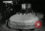 Image of tire vulcanization at Goodrich Rubber Company Akron Ohio USA, 1941, second 4 stock footage video 65675030486