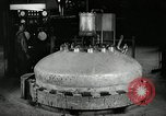 Image of tire vulcanization at Goodrich Rubber Company Akron Ohio USA, 1941, second 8 stock footage video 65675030486