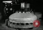 Image of tire vulcanization at Goodrich Rubber Company Akron Ohio USA, 1941, second 12 stock footage video 65675030486