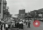 Image of Reenactment of Nazi martial law Anderson South Carolina USA, 1942, second 2 stock footage video 65675030490