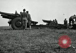 Image of General Allen hosts military officers from Latin America  Fort Sill Oklahoma USA, 1942, second 10 stock footage video 65675030492