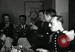 Image of Visiting Latin American officers at dinner in the U.S.A. United States USA, 1942, second 11 stock footage video 65675030494