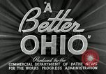 Image of WPA developments after Great Depression Ohio United States USA, 1937, second 7 stock footage video 65675030500