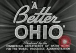 Image of WPA developments after Great Depression Ohio United States USA, 1937, second 10 stock footage video 65675030500