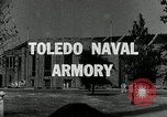 Image of Toledo Naval Armory Toledo Ohio USA, 1937, second 1 stock footage video 65675030501