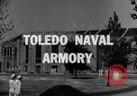 Image of Toledo Naval Armory Toledo Ohio USA, 1937, second 2 stock footage video 65675030501