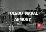 Image of Toledo Naval Armory Toledo Ohio USA, 1937, second 3 stock footage video 65675030501