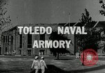 Image of Toledo Naval Armory Toledo Ohio USA, 1937, second 4 stock footage video 65675030501
