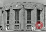 Image of Toledo Naval Armory Toledo Ohio USA, 1937, second 6 stock footage video 65675030501