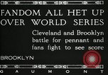 Image of World Series Brooklyn New York City USA, 1920, second 2 stock footage video 65675030514