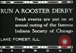 Image of Indiana Society of Chicago Lake Forest Illinois USA, 1920, second 3 stock footage video 65675030515