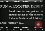 Image of Indiana Society of Chicago Lake Forest Illinois USA, 1920, second 9 stock footage video 65675030515