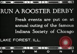 Image of Indiana Society of Chicago Lake Forest Illinois USA, 1920, second 10 stock footage video 65675030515