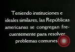 Image of Pan American Congress of Journalists Washington DC USA, 1929, second 7 stock footage video 65675030517