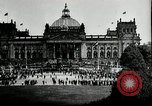 Image of Paul Von Hindenburg Berlin Germany, 1932, second 9 stock footage video 65675030528