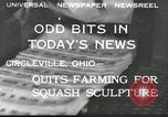 Image of farmers quieting farming United States USA, 1932, second 2 stock footage video 65675030532