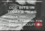 Image of farmers quieting farming United States USA, 1932, second 4 stock footage video 65675030532