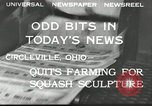 Image of farmers quieting farming United States USA, 1932, second 5 stock footage video 65675030532