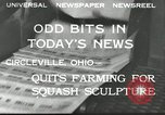 Image of farmers quieting farming United States USA, 1932, second 6 stock footage video 65675030532