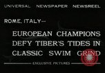 Image of water race Rome Italy, 1932, second 5 stock footage video 65675030536