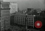 Image of Euclid Avenue Street Cleveland Ohio USA, 1916, second 5 stock footage video 65675030542