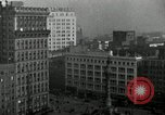 Image of Euclid Avenue Street Cleveland Ohio USA, 1916, second 6 stock footage video 65675030542