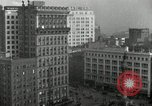 Image of Euclid Avenue Street Cleveland Ohio USA, 1916, second 8 stock footage video 65675030542