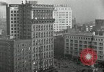 Image of Euclid Avenue Street Cleveland Ohio USA, 1916, second 9 stock footage video 65675030542