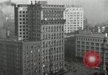 Image of Euclid Avenue Street Cleveland Ohio USA, 1916, second 10 stock footage video 65675030542