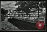 Image of Man O War Kentucky United States USA, 1924, second 4 stock footage video 65675030549