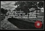 Image of Man O War Kentucky United States USA, 1924, second 5 stock footage video 65675030549