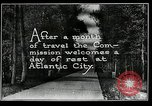 Image of Atlantic City beach Atlantic City New Jersey USA, 1924, second 8 stock footage video 65675030558