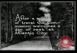 Image of Atlantic City beach Atlantic City New Jersey USA, 1924, second 9 stock footage video 65675030558