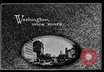 Image of Washington DC landmarks Washington DC USA, 1924, second 3 stock footage video 65675030559