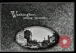 Image of Washington DC landmarks Washington DC USA, 1924, second 5 stock footage video 65675030559