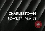 Image of Goodyear powder plant Charlestown Indiana United States USA, 1941, second 3 stock footage video 65675030570